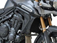 Triumph Tiger 1200 Explorer XC 2012~15 Black IBEX Crash Bar