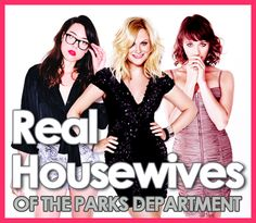 Real Housewives of Your Favorite Shows: What if all your favorite shows were transformed into Real Housewives casts?
