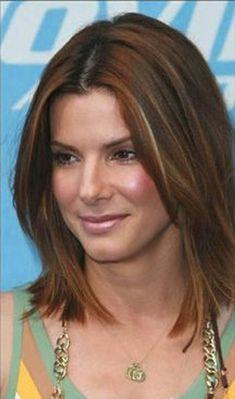 Sandra Bullock has great hair Daniel Golz, Sandra Bullock Hair, Medium Hair Styles, Short Hair Styles, Work Hairstyles, Teenage Hairstyles, Braid Hairstyles, Girl Short Hair, Short Hair