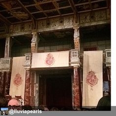 #regram from @lluviapearls via @latergramme: Measure for Measure at the Globe Theatre tonight with Penn-in-London! It's so crazy I ended up here and can say I joined the Underground Shakespeare Company a little less than a year ago! Not really sure how it happened but I like where I'm headed! @penncareerserv #myPennPath #londonadventures #shakespeare #usc #freeclaudio