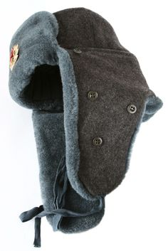 #Authentic #soviet army arctic #circle soldier ushanka winter hat. made in ussr ,  View more on the LINK: http://www.zeppy.io/product/gb/2/222239673924/