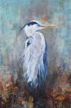 Birds and Beasts | Janet Bradish Studios Bragg Creek, Still Life, Beast, Studios, Birds, Landscape, Painting, Animals, Scenery