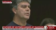 Father Of Larry Nasser Victim Lunges At Nasser During Sentencing Wrestled To Ground  Father Of Larry Nassar Victims Lunges At Nassar During Sentencing Wrestled To Ground By Police