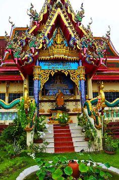 Koh Samui Island Thailand, house