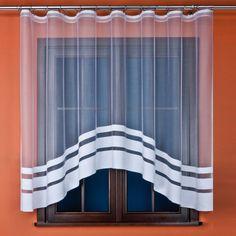 Negros (ZM) - Svetzaclon.cz - Obchod se záclonami. Curtains, Home Decor, Blinds, Decoration Home, Room Decor, Draping, Home Interior Design, Picture Window Treatments, Home Decoration