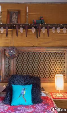 la maison d'hôtes « L'Annexe d'Aubrac ». e-mag deco