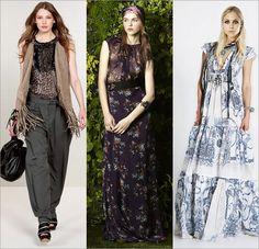 Что такое стиль Бохо в одежде? | Модный дневник : Интернет журнал о моде и стиле, мода для него и неё. Moddnik.Ru