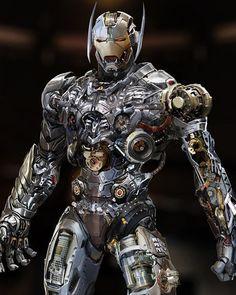 Marvel Dc, Iron Man, Samurai, Art, Art Background, Iron Men, Kunst, Performing Arts, Samurai Warrior