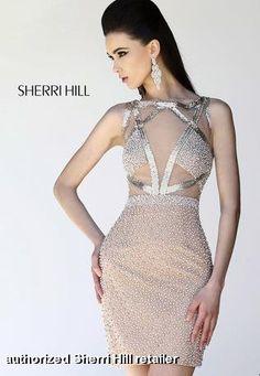 Sherri Hill - Official Site of Designer - Prom Dresses - Couture Dresses Sherri Hill Prom Dresses Short, Nude Prom Dresses, Designer Prom Dresses, Backless Prom Dresses, Formal Dresses, Grad Dresses, Pageant Dresses, Formal Wear, Party Dresses