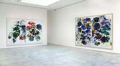Joan Mitchell  Sunflowers