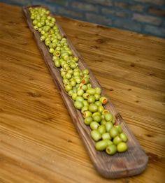 Reclaimed Wood Baguette Board
