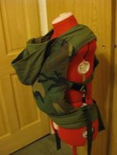 Camo SSC with Hood- Site has instructions for making, but no link to pattern.