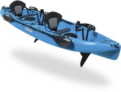 Mirage Outfitter Smooth, stable and built for two, the Outfitter is designed for fun.