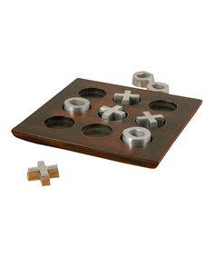 Look at this Tic-Tac-Toe Tabletop Game on #zulily today!