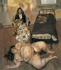Lucian-freud-evening-in-the-studio