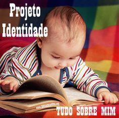 Projeto de Identidade Educação Infantil Tudo Sobre Mim