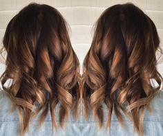 Tiger eye hair is the new trend based on the semi-precious stone – and we're obsessed! So, get the lowdown on this mystical mane colour, here. | All Things Hair - From hair experts at Unilever