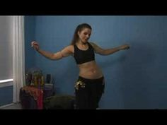 Video: Belly Dance Inverted Figure 8 With Hips | eHow