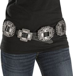 Concho Belt! I have this ; )