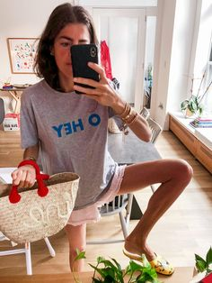 The Casual Outfits I Wear For Errands Are Some of My Favorites Best Street Style, Street Style Outfits, Casual Outfits, Fashion Outfits, Fashion Trends, Womens Fashion, Style Fashion, Fashion Inspiration, Leandra Medine