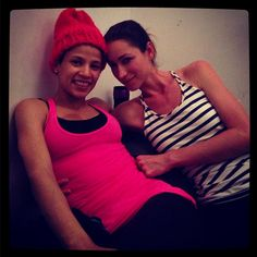Hot Pink hat for Yulady Saluti