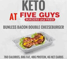 Keto Fast Food and Restaurant Picks! - The Fit Mom Tribe Keto Healthy Fast Food Options, Fast Healthy Meals, Healthy Cooking, Fast Foods, Cooking Bacon, Healthy Protein, Quick Meals, Keto Restaurant, Keto On The Go