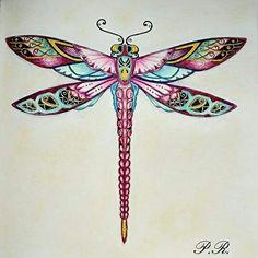 #johanabasford #johanabasfordenchantedforest #enchantedforest #coloring #coloringbook