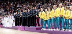 Basketball women's - Gold: United States  Silver: France  Bronze: Australia