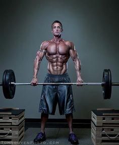 Team Bodybuilding.com Athlete Brandan Fokken