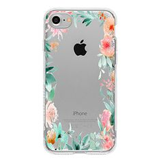 Flower+TPU+Case+For+Iphone+7+7Plus+6S/6++6Plus/6S+Plus+–+USD+$+2.99