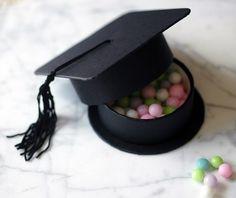 Class of 2014 Graduation Hat Party Favor by whitetulipboutique