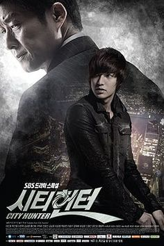 City Hunter (Korean Drama)  Starring: Lee Min-Ho, Park Min-Young
