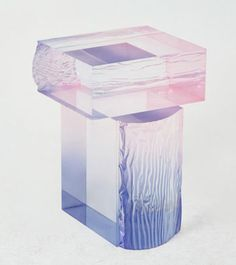 Check this out on leManoosh.com: #cosmos #crystal #Gradient #Organic #Pink #Purple #See Through #squary #Texture