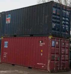 Containere depozitare solide tip maritim pe stoc, vanzare containere second hand pentru depozitare si organizari de santier in orice locatie.