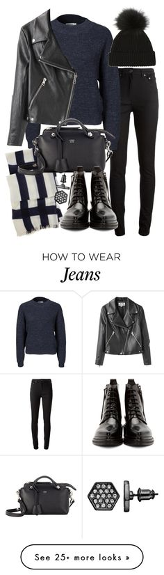 """""""Untitled #19087"""" by florencia95 on Polyvore featuring Acne Studios, Filippa K, Fendi and Simply Vera"""