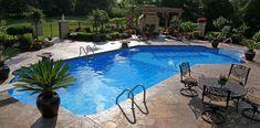 Pool Shapes - Lazy L