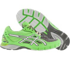 Asics Womens Gel-Upstart (apple green / lightning / titanium) B151N-7091 - $74.99