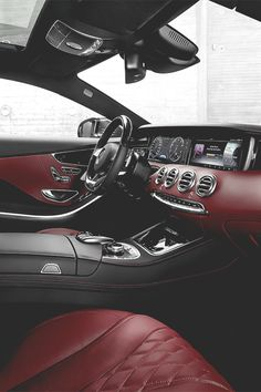 New sclass coupe