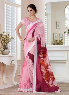 http://www.sareesaga.in/index.php?route=product/product&product_id=22796 Style	:	Casual	Shipping Time	:	10 to 12 Days Occasion	:	Party Festival Casual	Fabric	:	Cotton Silk Colour	:	Pink	 Work	:	Print Lace For Inquiry Or Any Query Related To roduct, Contact :- 91-9825192886, +91-405449283