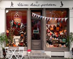 circus mag: Shopwatch - kleines haus potsdam~Potsdam, Germany