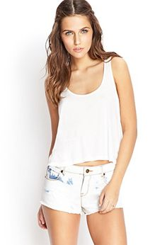 Casual Knit Tank | Forever 21 - 2000069466