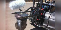 "Jay Verkamp Captures High Speed Action on TV's ""Top Gear"" Speed Action, Top Gear, High Speed, Jay, Film, Movie, Film Stock, Cinema, Films"