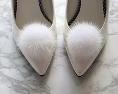 Bride Shoes, Prom Shoes, Wedding Shoes, Only Shoes, Shoe Clips, Mink Fur, Cute Woman, Charmed, Unique Jewelry