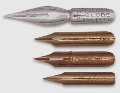 Find the Right Drawing Pen, Nib, and Ink for Your Style: Speedball Standard Point Dip Pen and Nibs