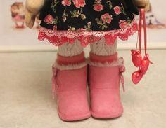 Mimin Dolls: frio chegando... botinha nas dolls