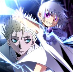 Zeno Bell and Dufort. Zatch Bell, Bell Art, Anime Life, All Anime, Anime Art, Pokemon Fairy, Dragon Ball Gt, My Favorite Image, Manga