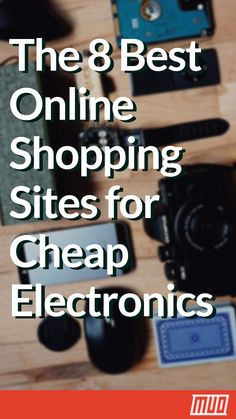 The 8 Best Online Shopping Sites for Cheap Electronics - Technology Buying Guides - Best Buy Electronics, Electronics Basics, Kids Electronics, Electronics Projects, Electronics Online, Consumer Electronics, Cheap Shopping Sites, Best Online Shopping Sites, Sites Online
