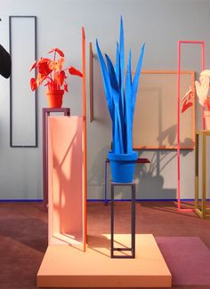 WANDSCHAPPEN curated by IJM colour