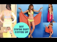 DIY Victoria's Secret Swimsuit Cover-Up { No Sewing } I've been wanting one of these forever! I can handle $6!