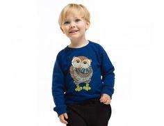 Filemon Kid Sweatshirt Hoothoot